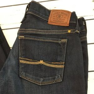 NEW Lucky Brand Charlie Baby Boot Cut Jeans!